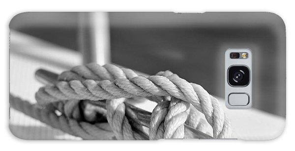 Sailor's Knot Square Galaxy Case