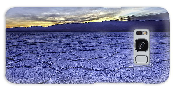 Salt Flats Galaxy Case