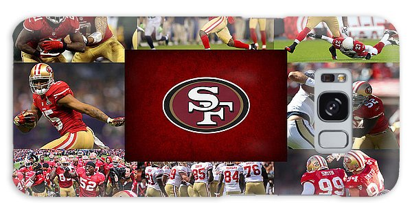 San Francisco 49ers Galaxy Case
