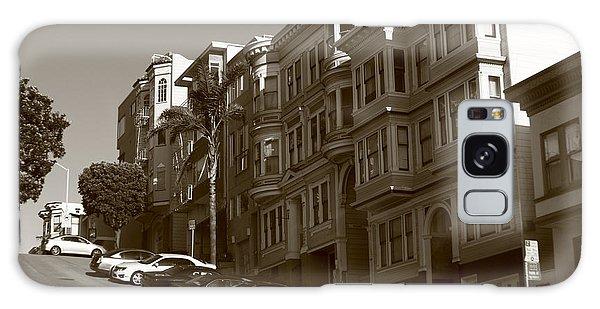 San Francisco Hills  Galaxy Case