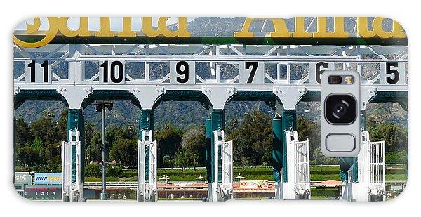 Santa Anita Starting Gate Galaxy Case