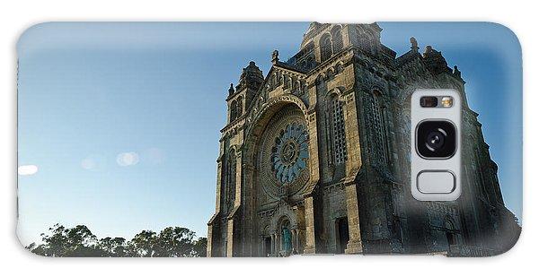 Santuario Do Sagrado Coracao De Jesus Galaxy Case