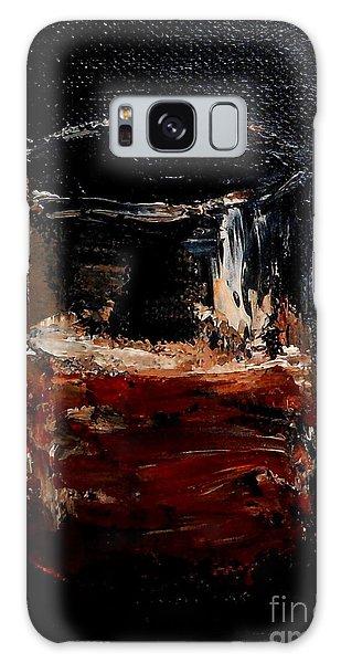 Scotch Neat Galaxy Case by Fred Wilson