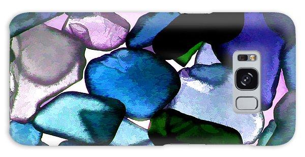 Sea Glass  Galaxy Case