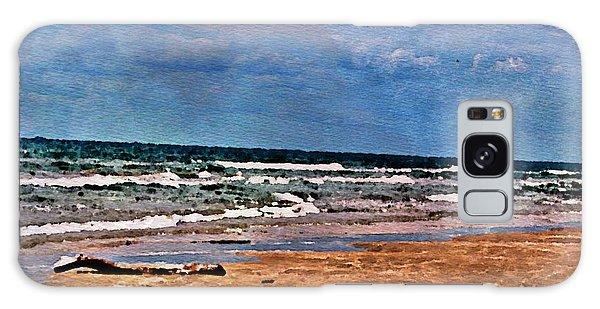 Sea Sand Wc Galaxy Case