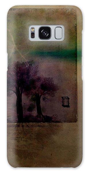 Texture Galaxy Case - Secretly Escape by Delphine Devos