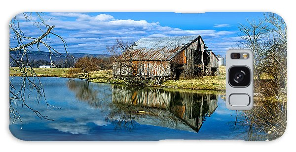 Sequatchie Valley Barn Galaxy Case