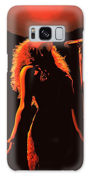 Shakira Galaxy Case by Paul Meijering