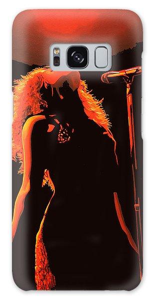 Realistic Galaxy Case - Shakira by Paul Meijering