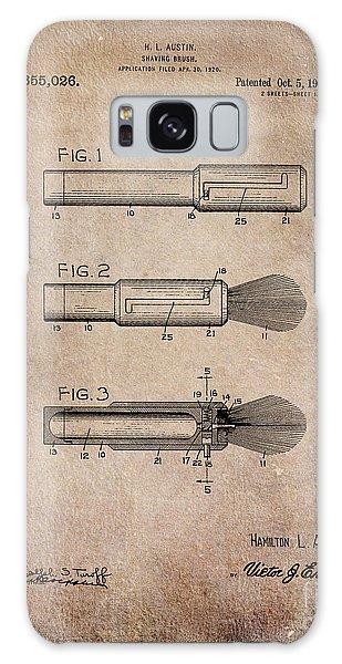 Shaving Brush Diagram 1920  Galaxy Case