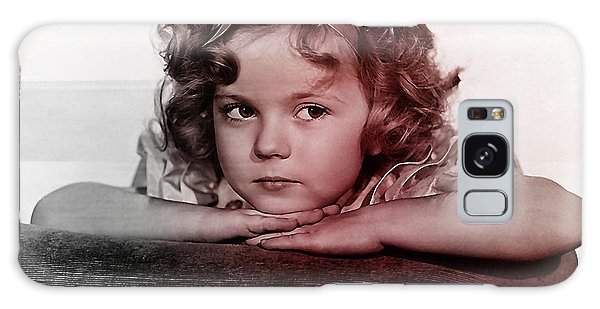 Shirley Temple Galaxy Case
