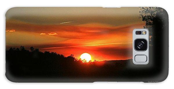 Smokin' Payson Sunset Galaxy Case