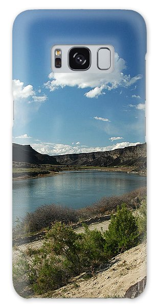 711p Snake River Birds Of Prey Area Galaxy Case