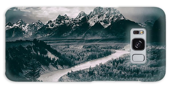 Snake River In The Tetons - 1930s Galaxy Case