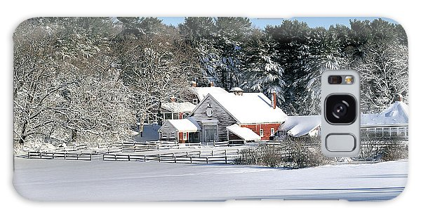 Snow Farm Galaxy Case