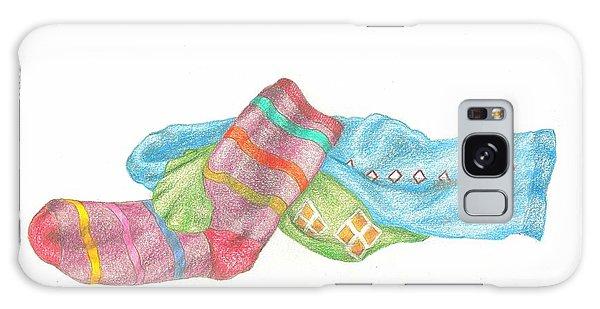 Socks 1 Galaxy Case