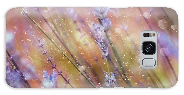 Soft Galaxy Case - Something Magical by Delphine Devos