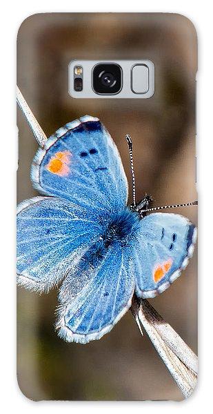 Sonoran Blue Galaxy Case
