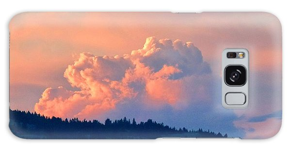 Soothing Sunset Galaxy Case