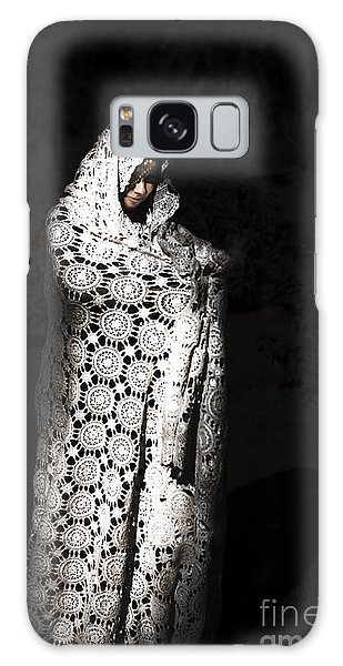Voodoo Galaxy Case - Sorceress Performing Black Magic by Jorgo Photography - Wall Art Gallery