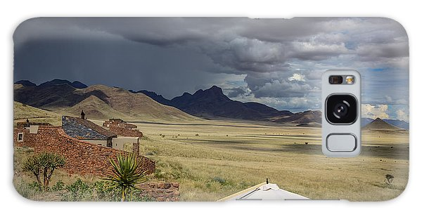 Sossusvlei Desert Lodge Galaxy Case