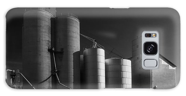 Spangle Grain Elevator Galaxy Case