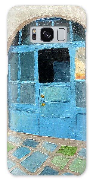 Spanish Arts Village Galaxy Case