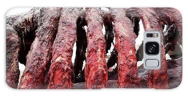 Sperm Whale Carcass Galaxy Case