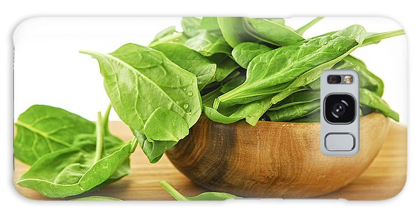 Spinach Galaxy Case