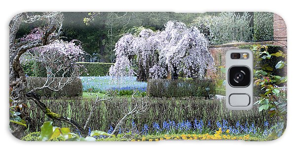Spring Garden Galaxy Case
