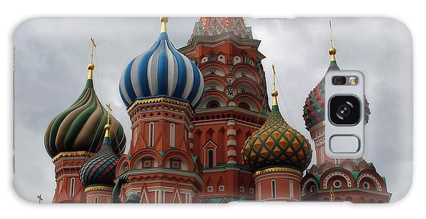 St. Basil's Cathedral Galaxy Case