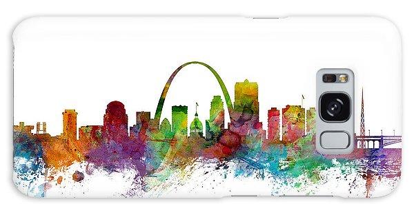 St Louis Missouri Skyline Galaxy Case