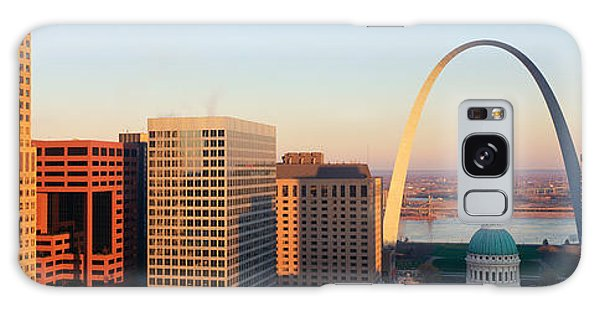 St Louis Mo Galaxy Case - St. Louis Skyline by Panoramic Images