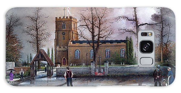 St Marys Church - Kingswinford Galaxy Case