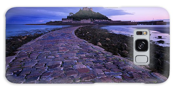 St Michael's Mount Galaxy Case