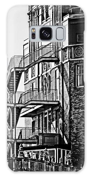 Stairs Galaxy Case by Mark Alder