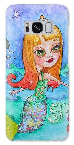 Starshine Mermaid Galaxy Case