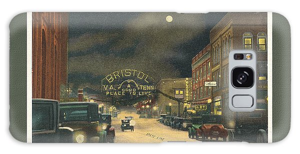 State Street Bristol Va Tn 1920's - 30's Galaxy Case