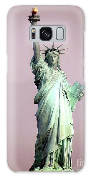 Statue Of Liberty Galaxy Case