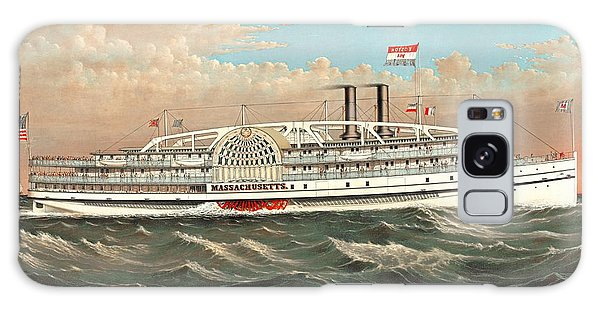 Steamship Massachusetts Galaxy Case