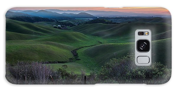 Monterey Galaxy Case - Steinbeck Country  by Bill Roberts