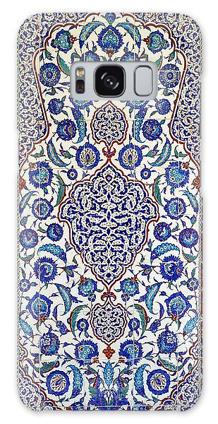 Sultan Selim II Tomb 16th Century Hand Painted Wall Tiles Galaxy Case