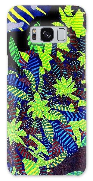 Summer Bloom Galaxy Case by Jonathon Hansen