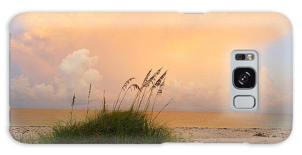 Summer Sunrise On Nokomis Beach Galaxy Case