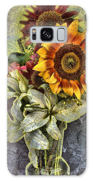 Sunflower Et Al. Galaxy Case