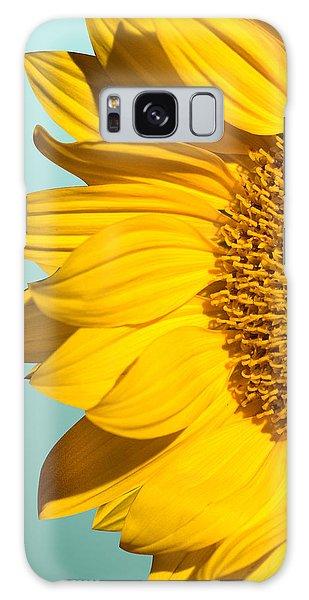 Sunflower Galaxy Case
