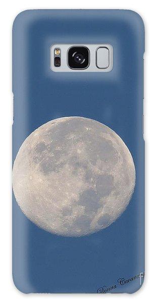 Sunrise Moon Galaxy Case