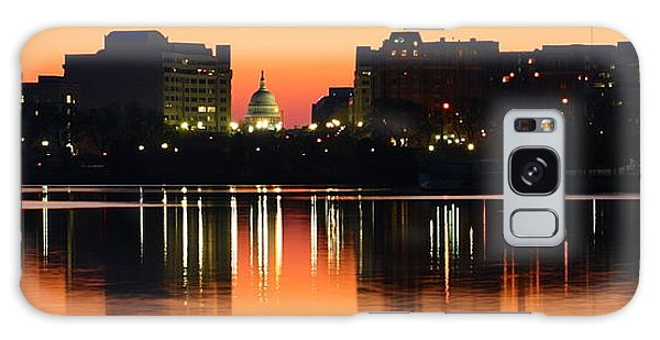 Sunrise Over The Capitol-2 Galaxy Case