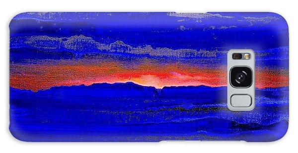 Sunset 2005 Galaxy Case