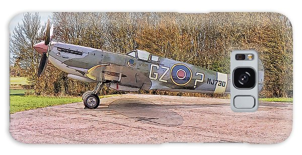 Supermarine Spitfire Hf Mk. Ixe Mj730 Galaxy Case